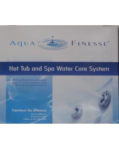 Aquafinesse® hot tubs en spa water onderhoud startset